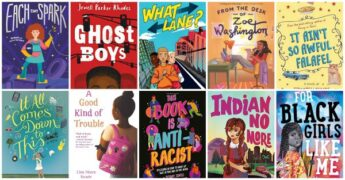 books for kids about race, racism, and social justice