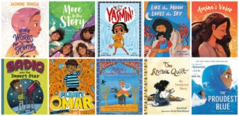 books for kids with muslim characters