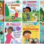 Diverse Easy Readers for Emergent and Early Readers
