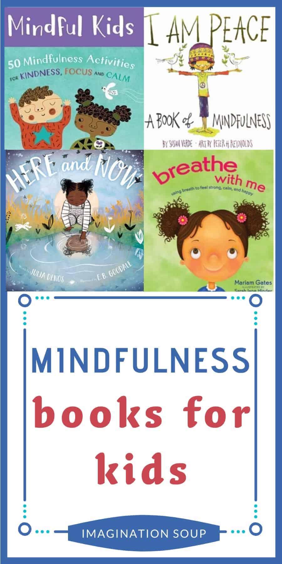 mindfulness children's books for kids