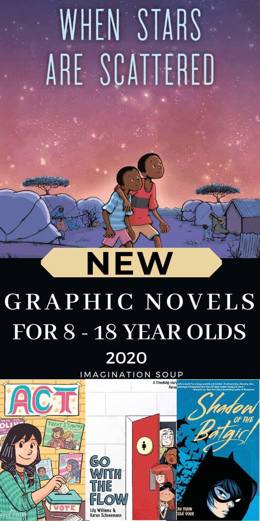 new graphic novels 2020