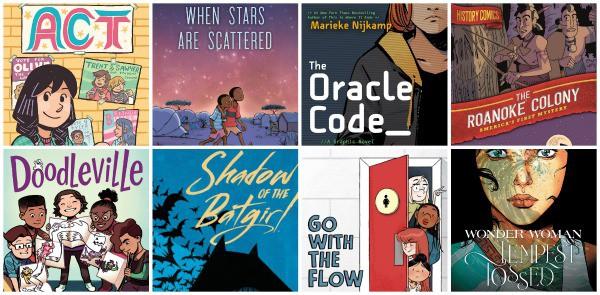 new graphic novels june 2020