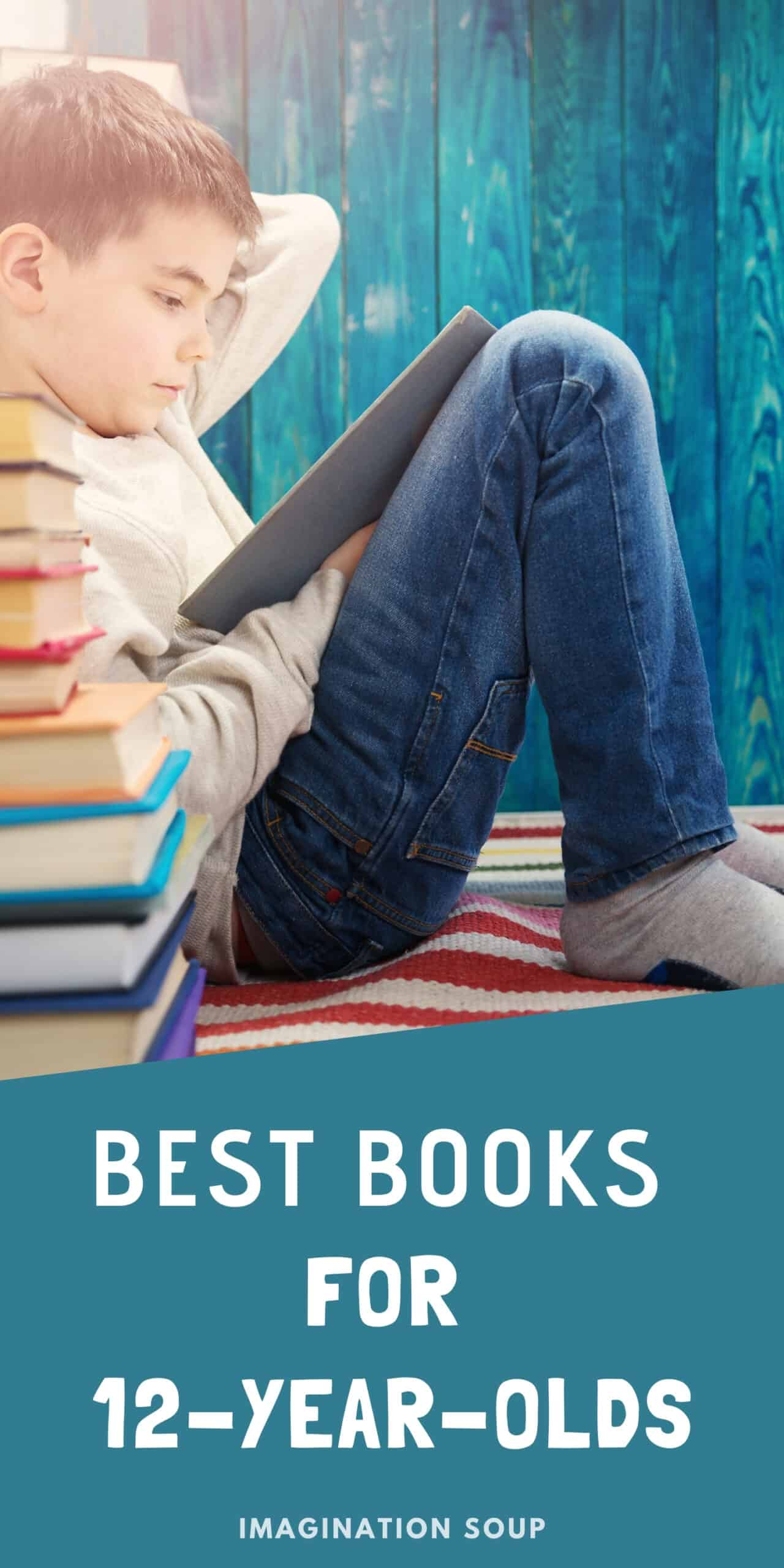 the best books for 12-year-olds