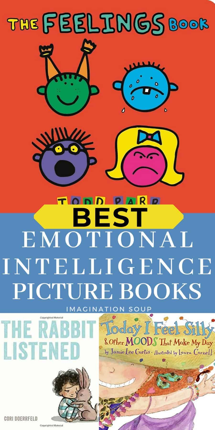 best emotional intelligence picture books