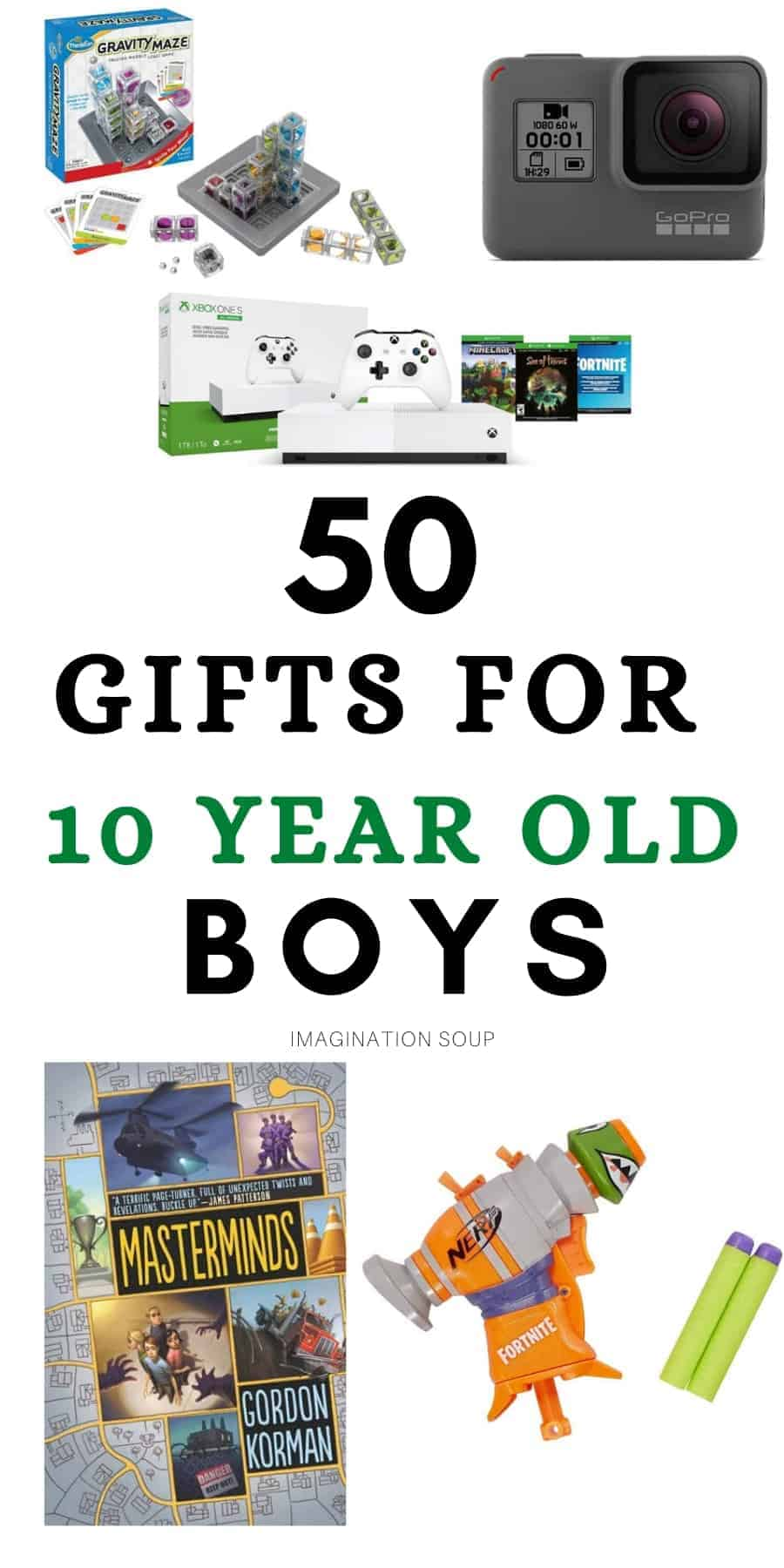 best gifts for 10 year old boys