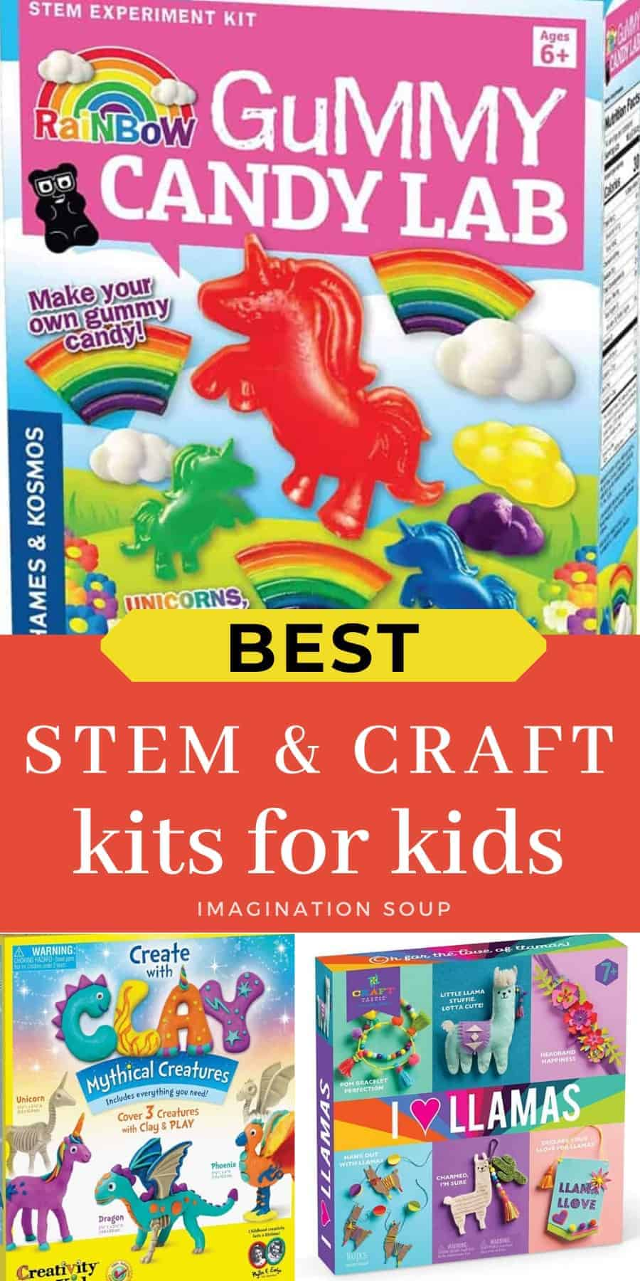 best stem and craft activity kits for kids