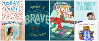 picture books about emotions and feelings
