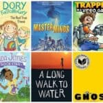 25 Children's Chapter Books on Kindle Unlimited (Ages 6  – 12)