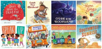 july 2020 picture books