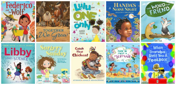 Picture Books June 2020