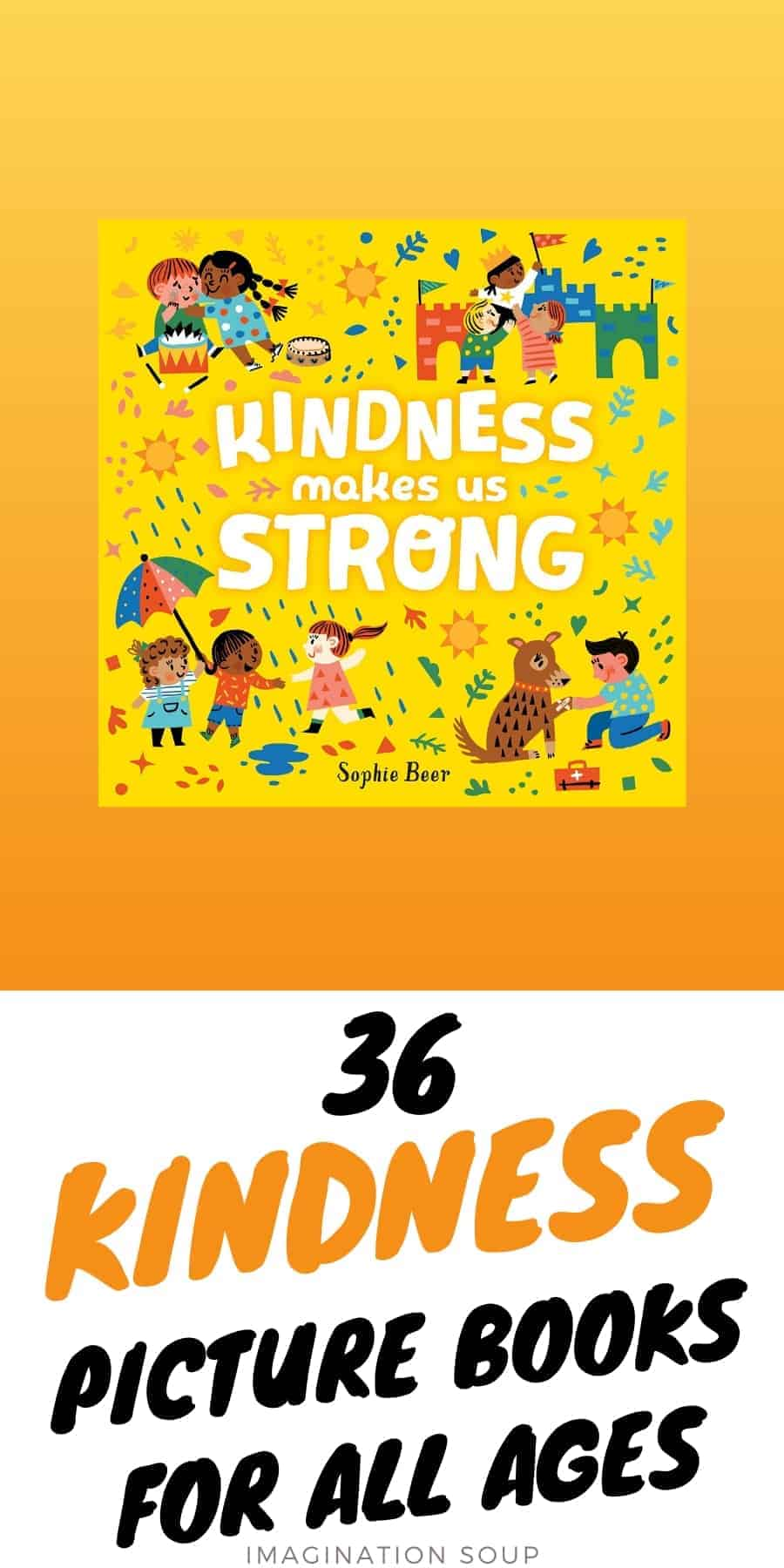the best kindness picture books for kids