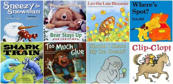 Children's Books for Speech Language Pathologists