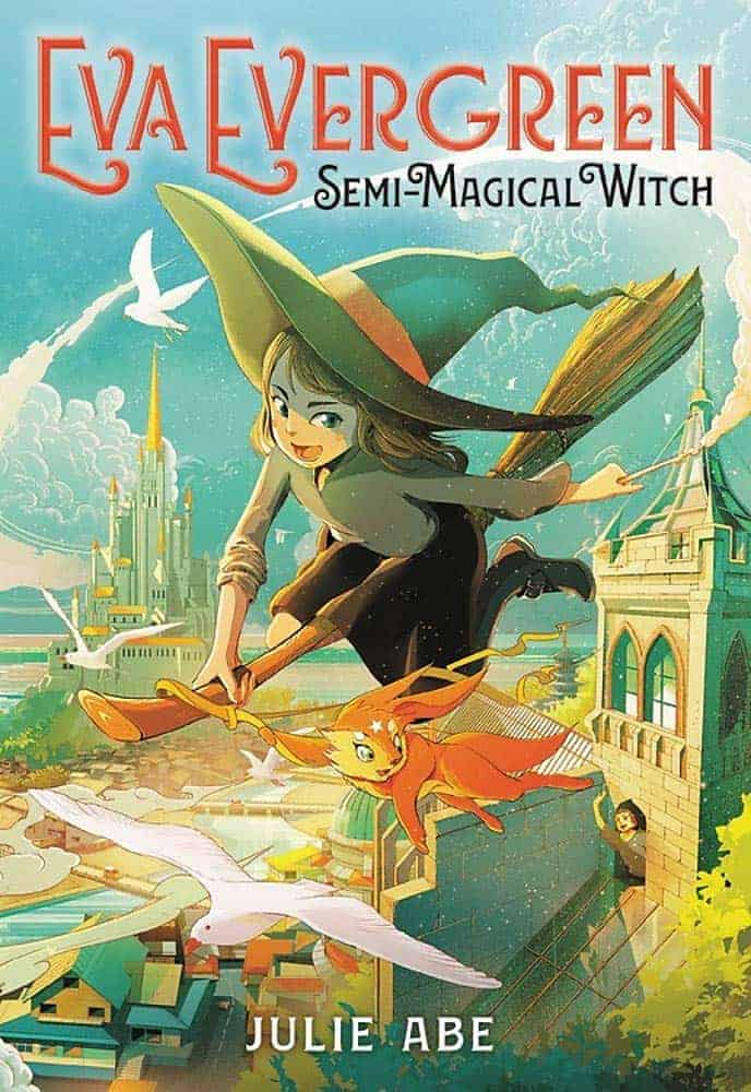 Witches in Children's Books
