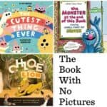 14 Picture Books that Break the Fourth Wall