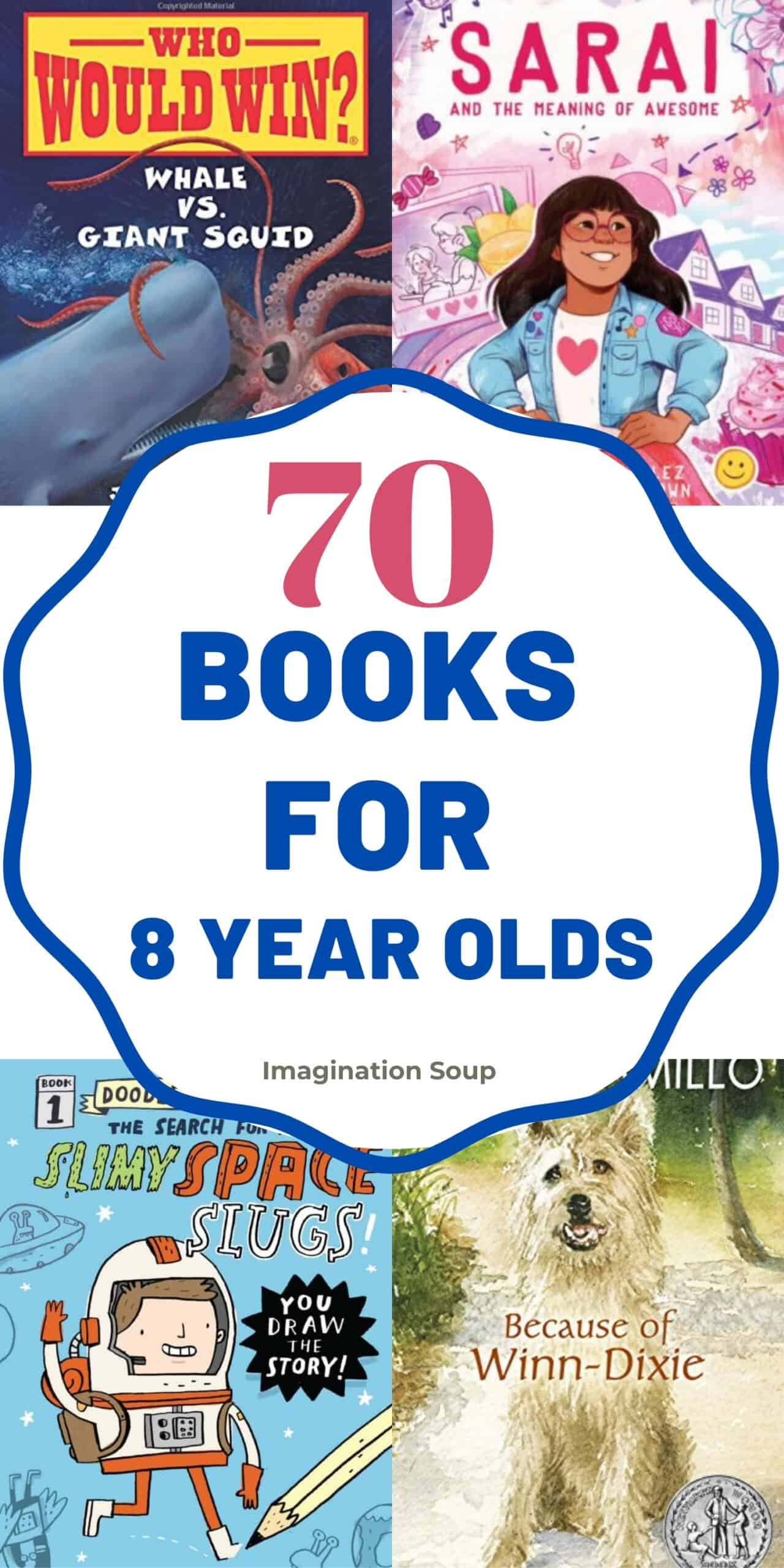 best books for 8 year olds