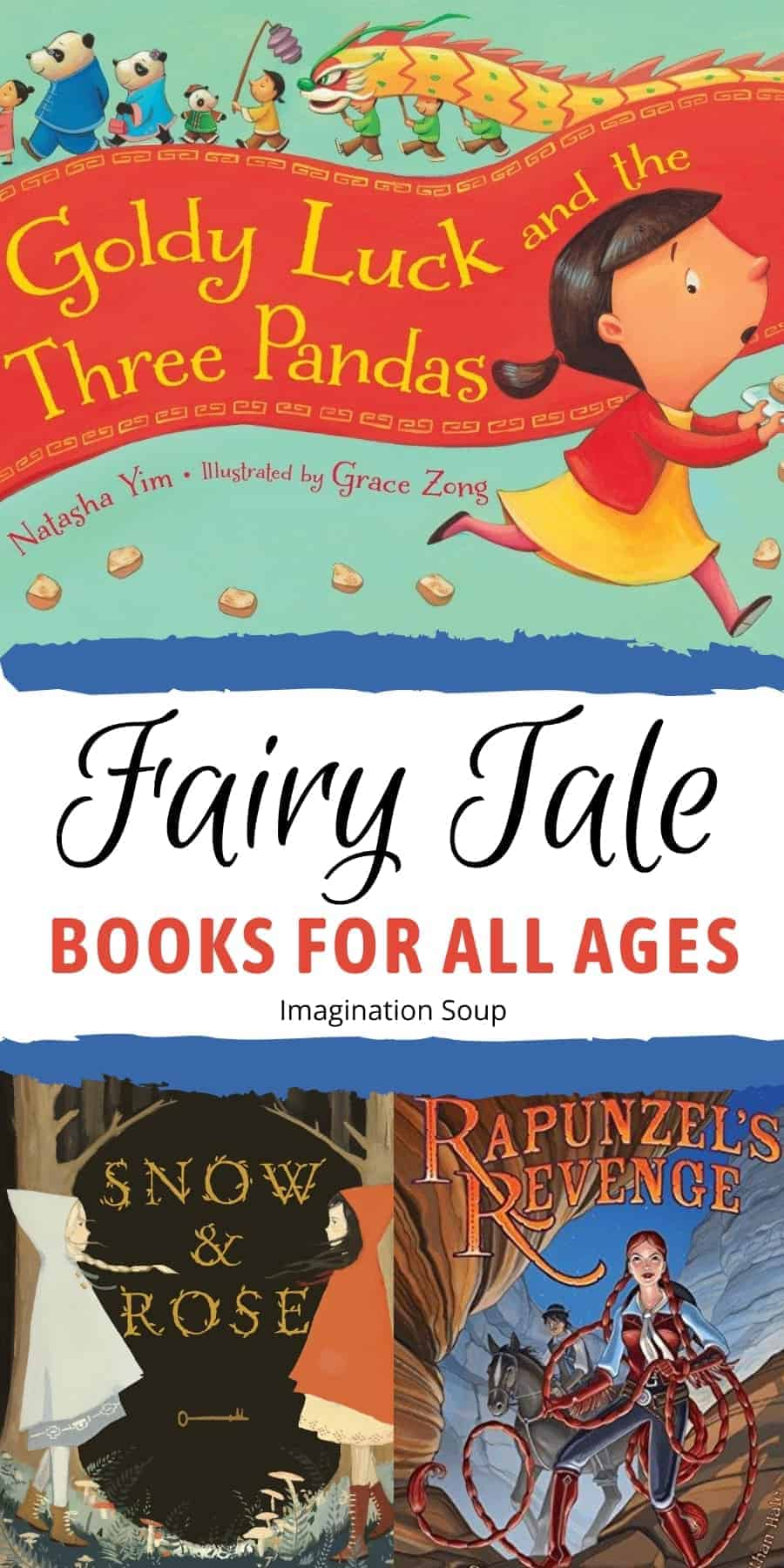 fairy tale books for children of all ages