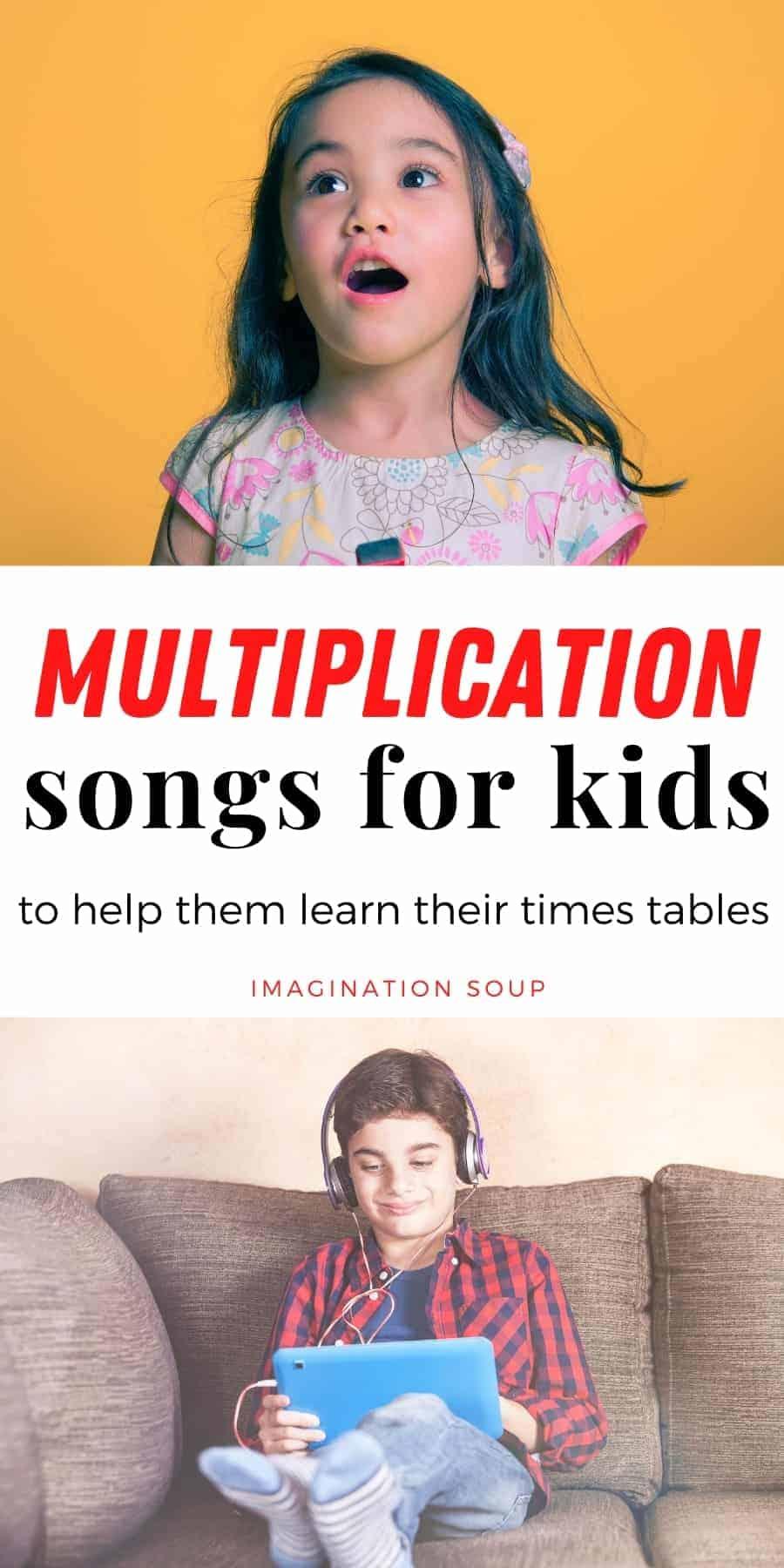 multiplication songs for kids