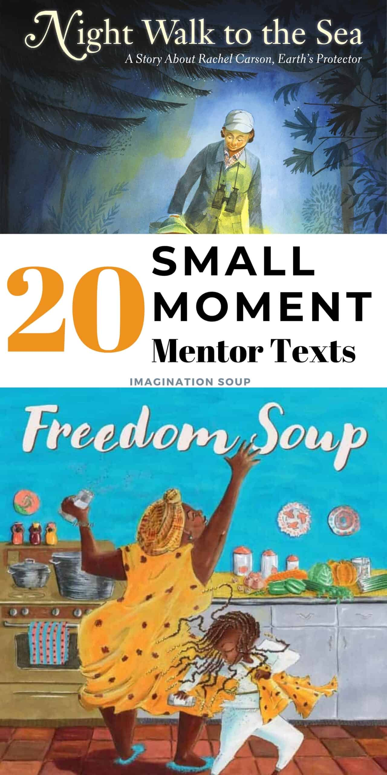 small moment picture book mentor texts