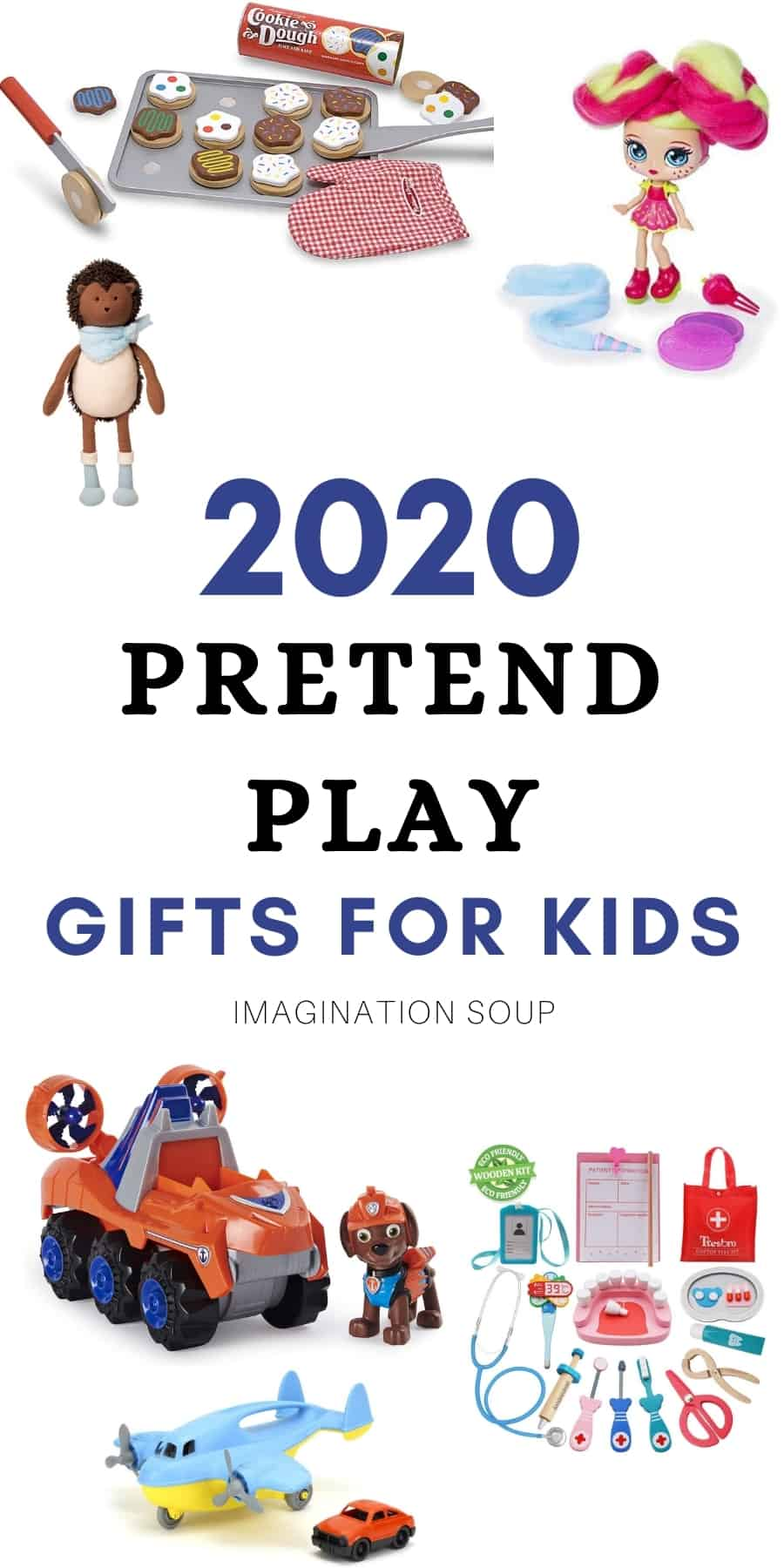 2020 Top Pretend Play Toys and Gifts