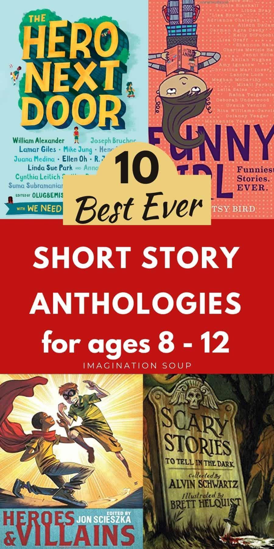 best short stories for middle grade kids