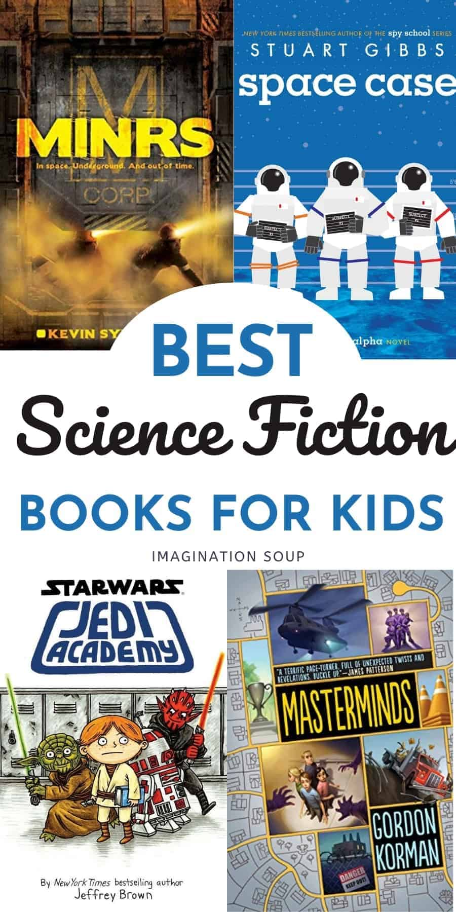 Best Science Fiction Books for Kids
