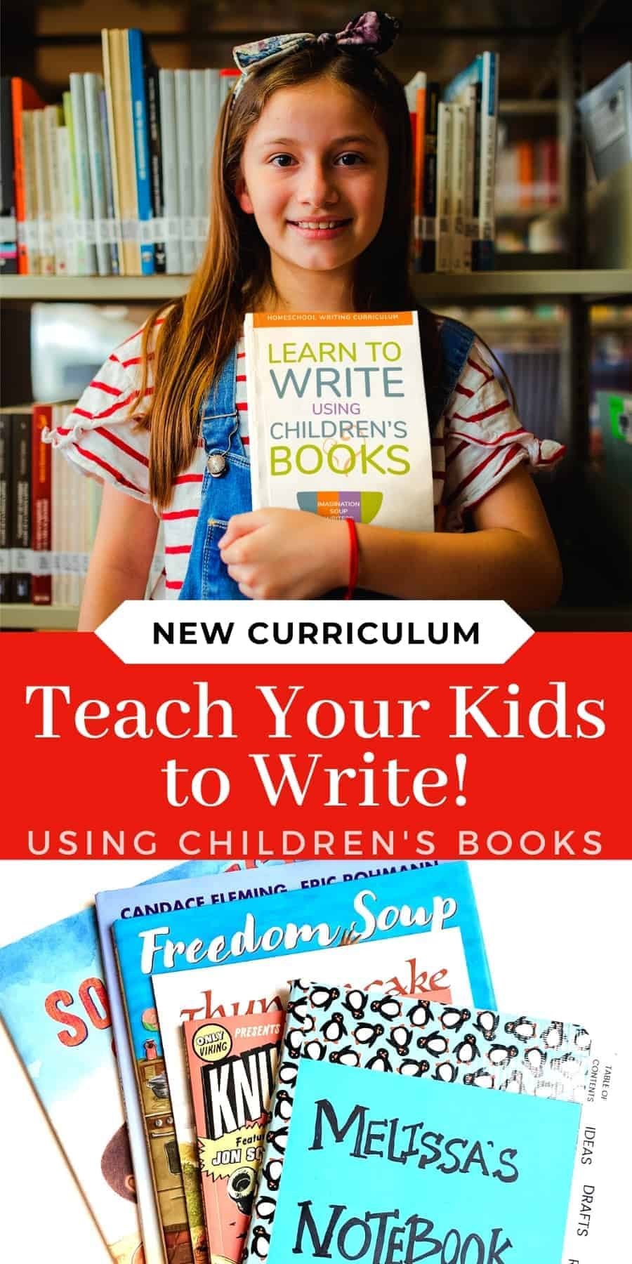 If you want your kid to be great writers, check out this new homeschool writing curriculum