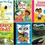 New Books for Growing Readers Ages 5 to 8
