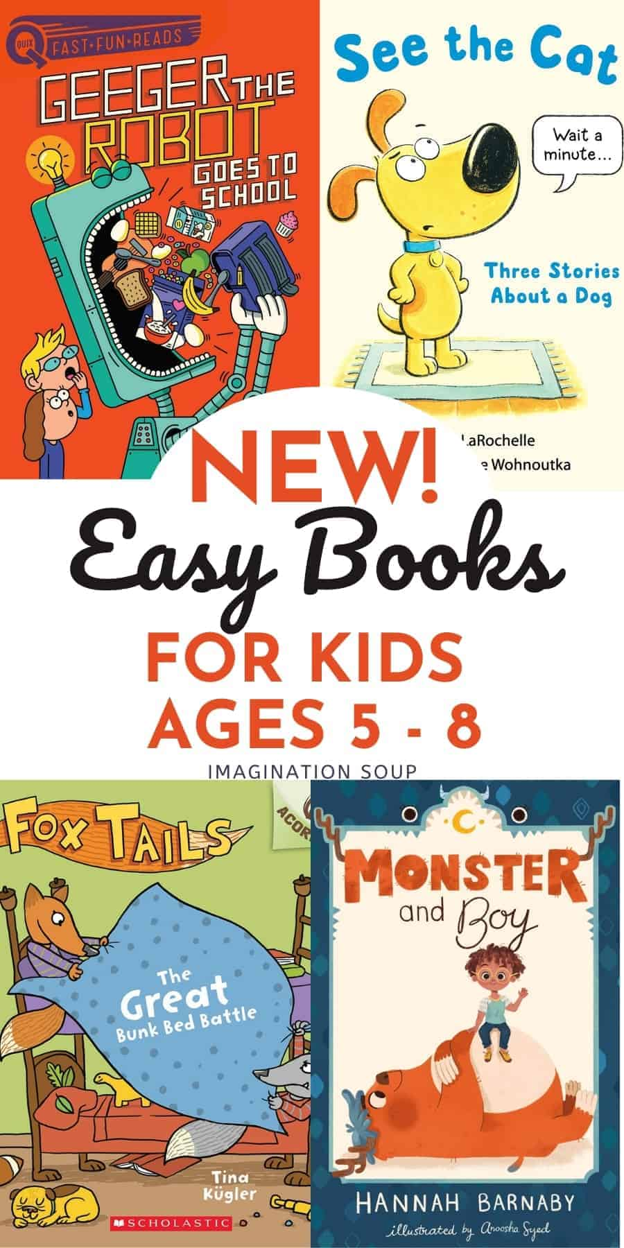 new books for growing readers