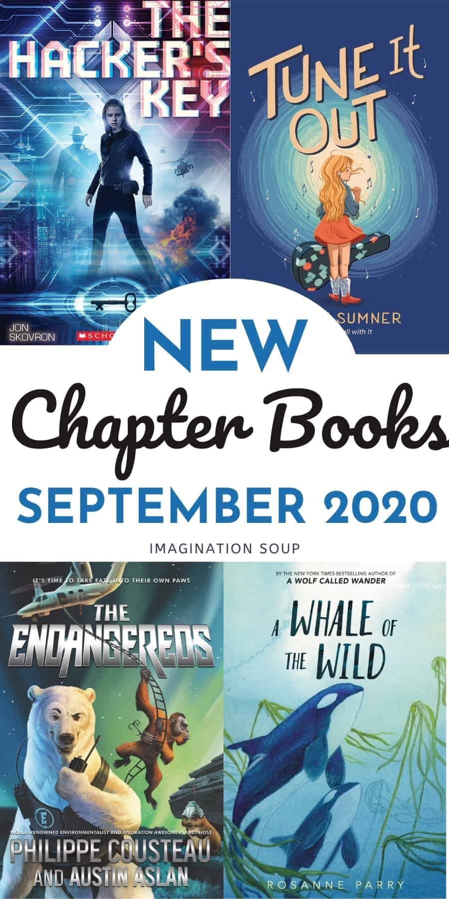 new chapter books September 2020