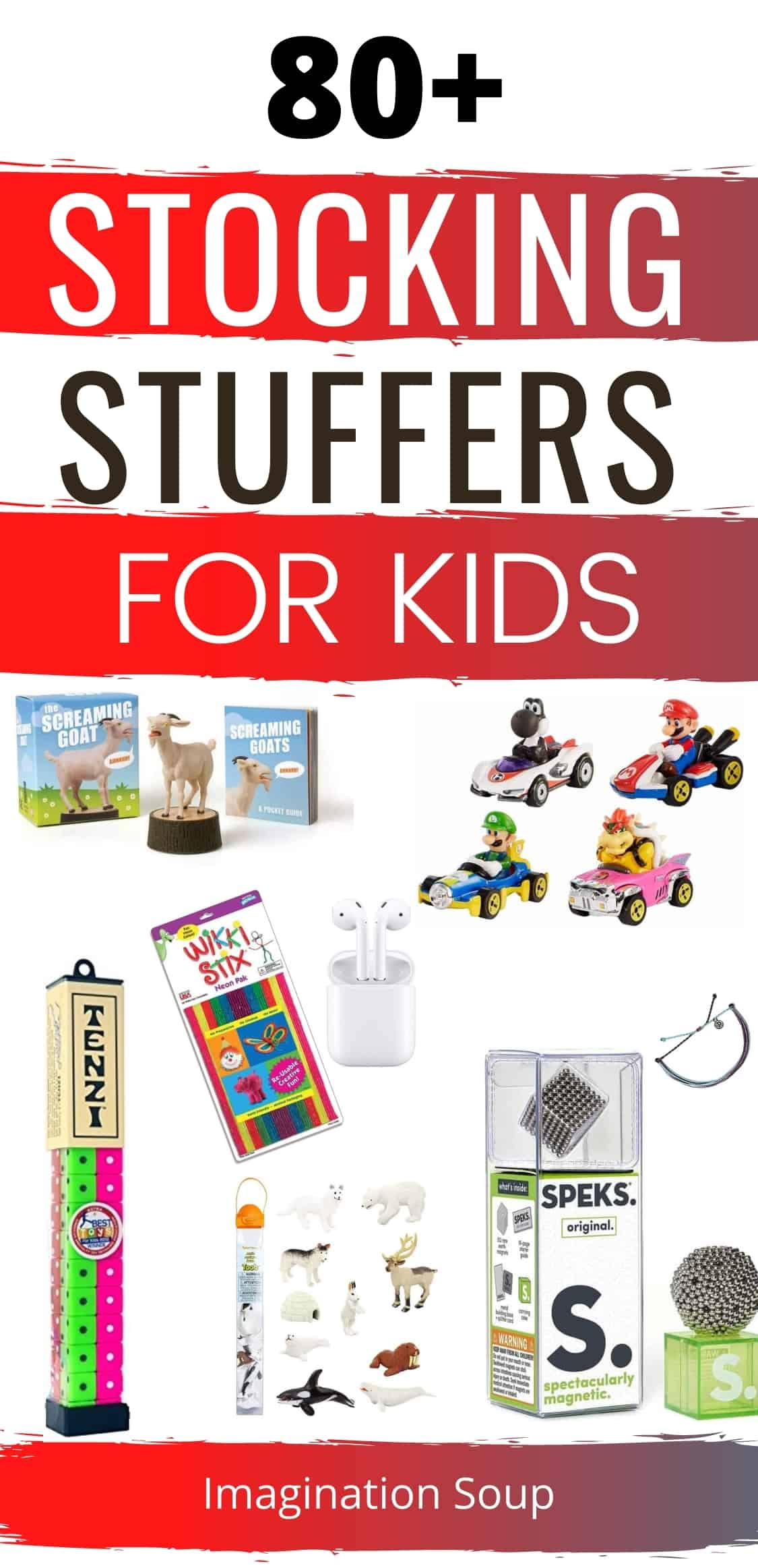 the best stocking stuffers for kids and teens