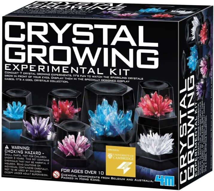 Crystal Growing Science Experimental Kit
