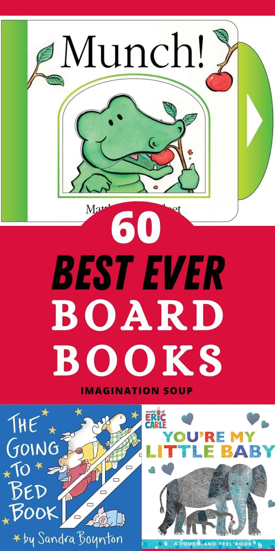 best ever board books for babies and toddlers