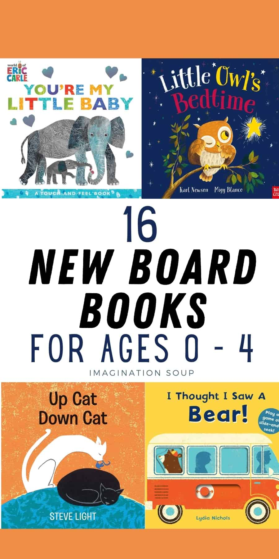 new board books 2020