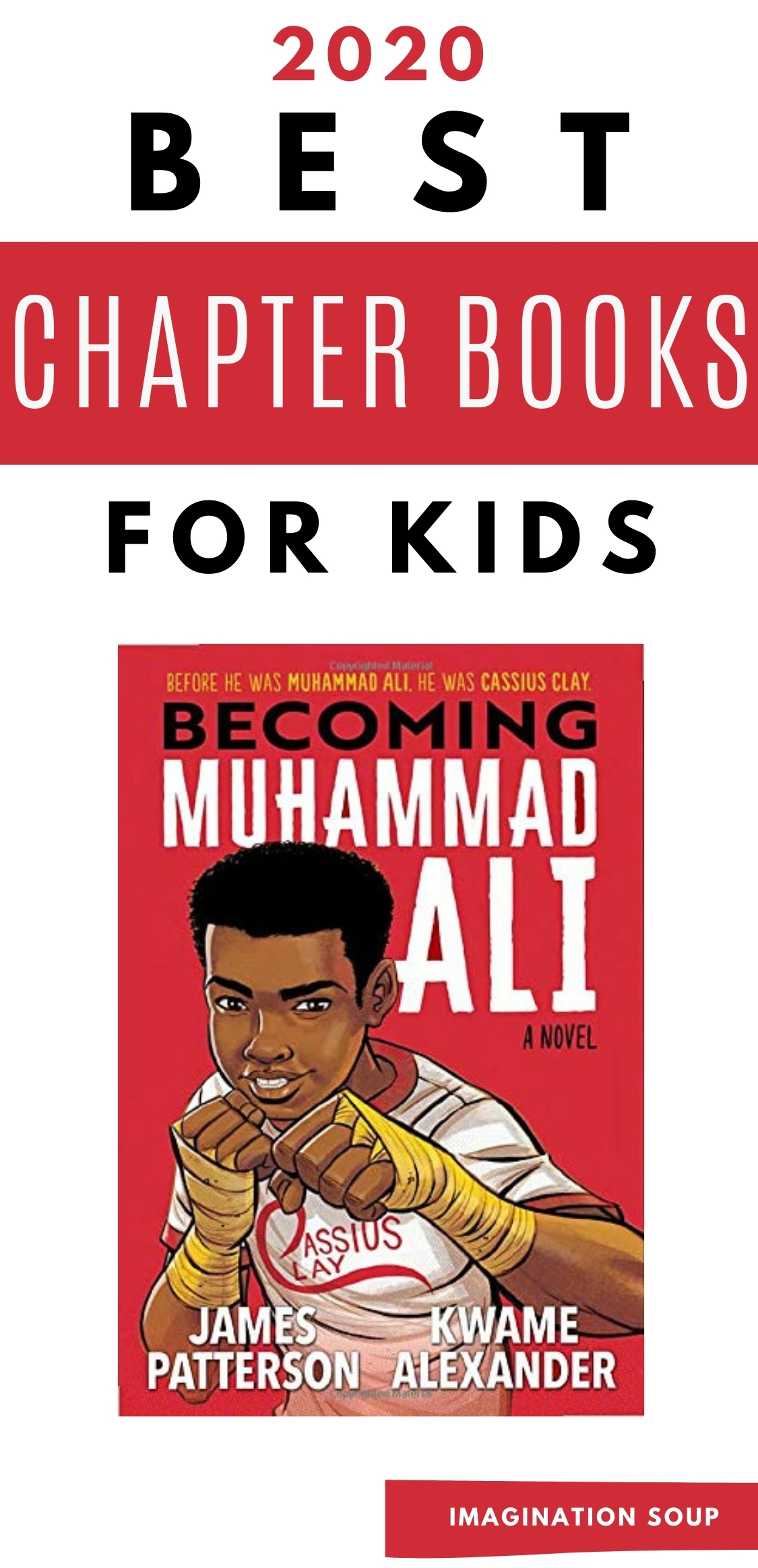 Best Chapter Books for Kids 2020