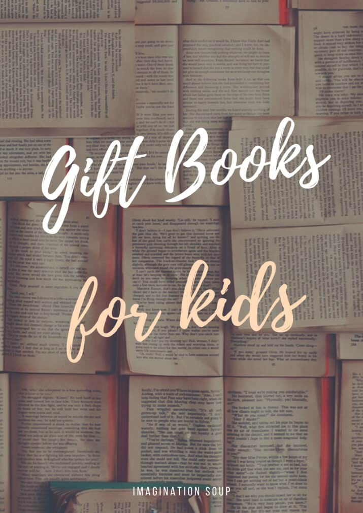 gift books for kids ages 0 to 12
