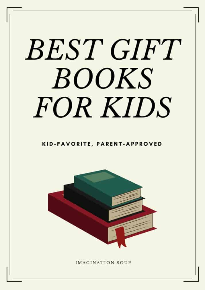 Gift Books for Children Ages 0 to 12