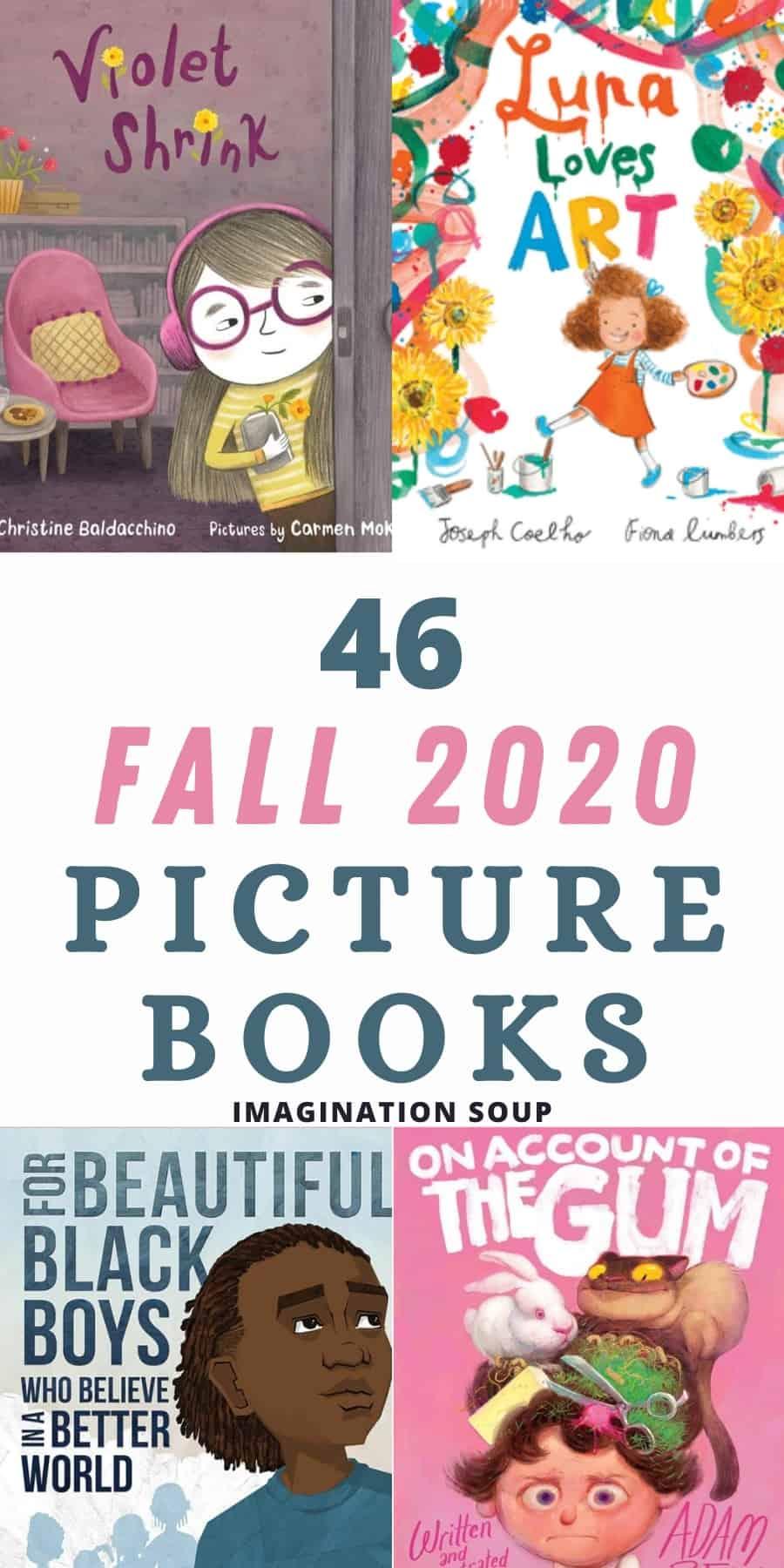 fall 2020 picture books