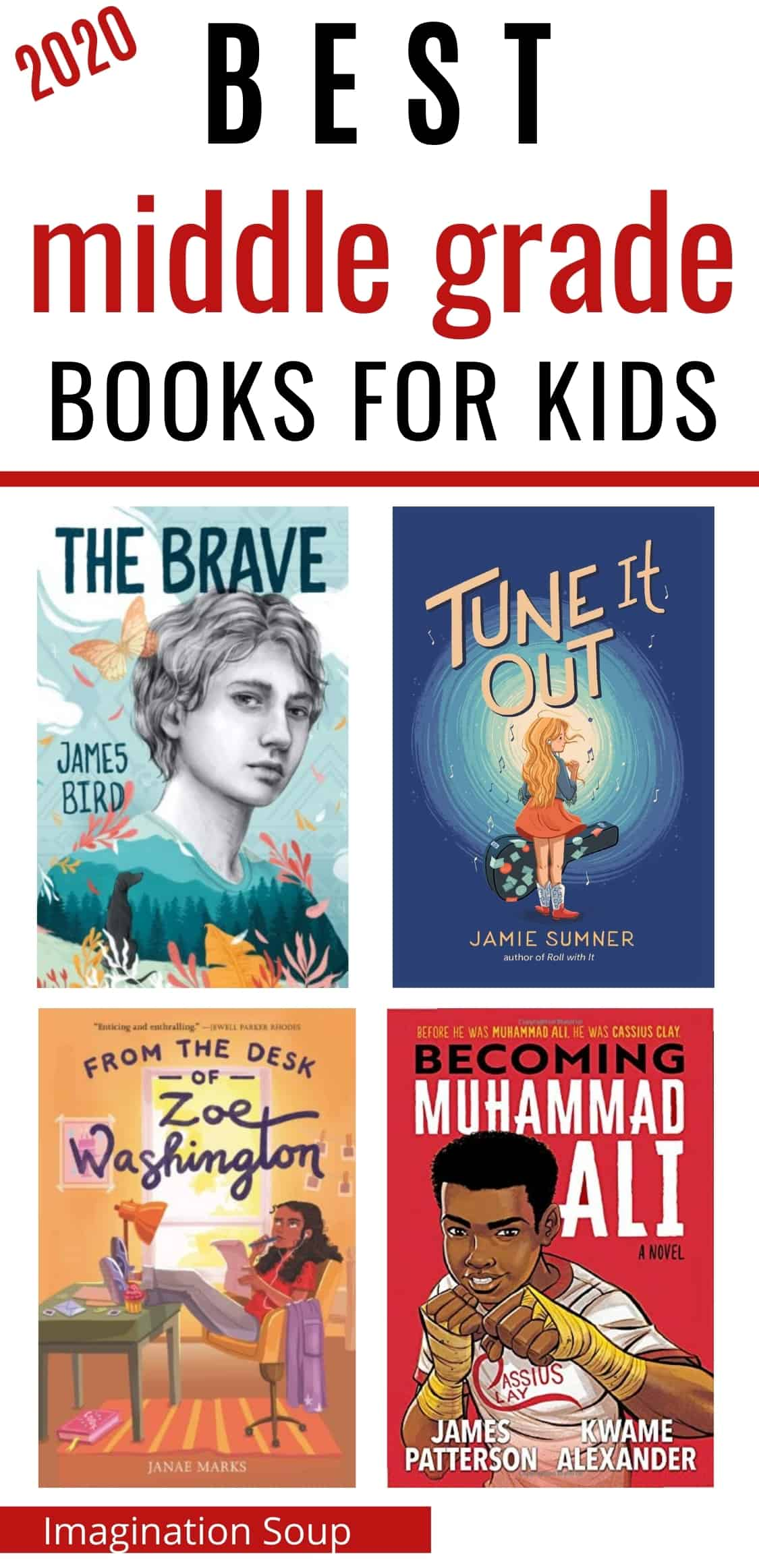 the best middle grade books for kids (2020)