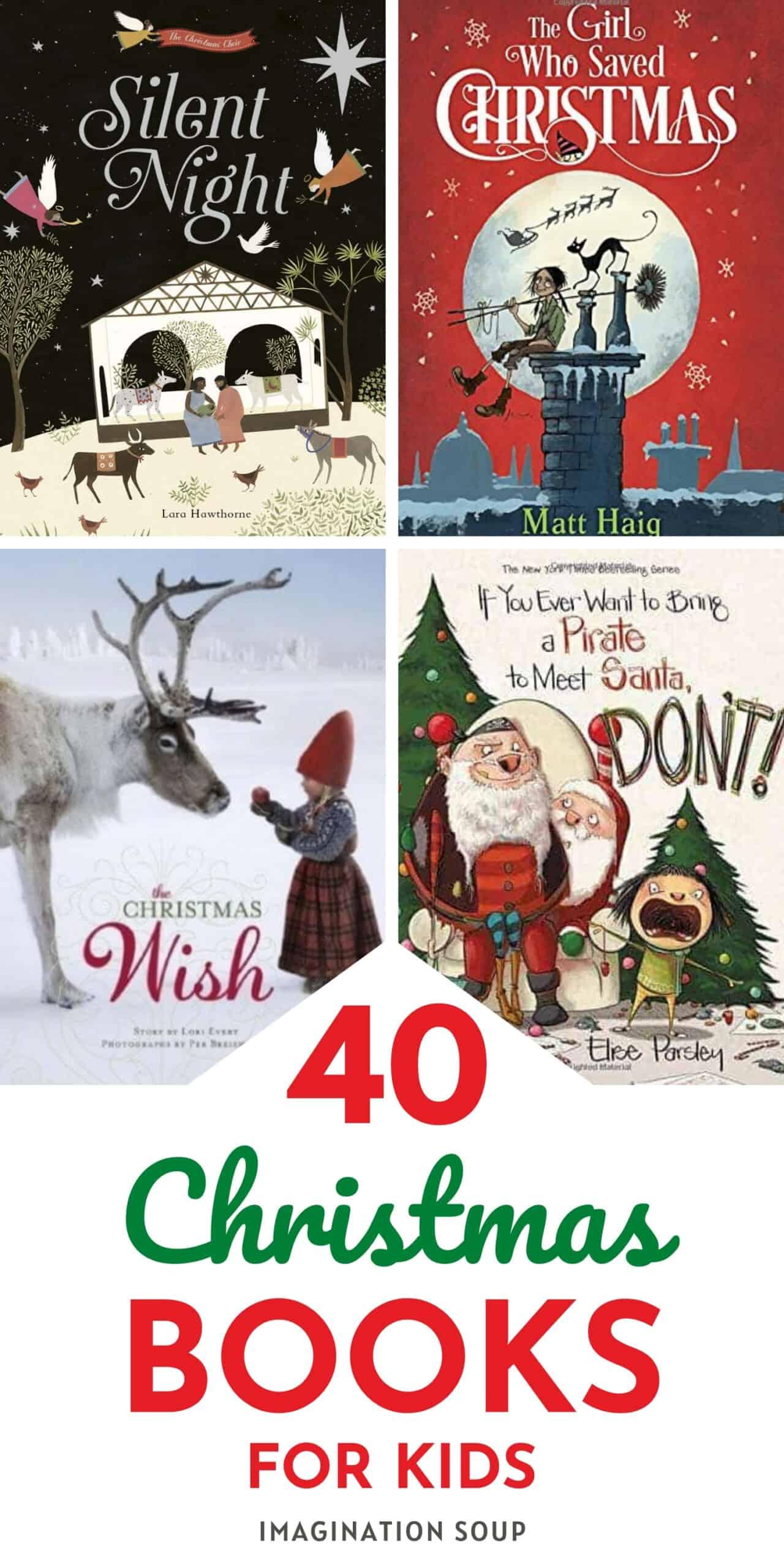 40 Best Christmas Books for Kids