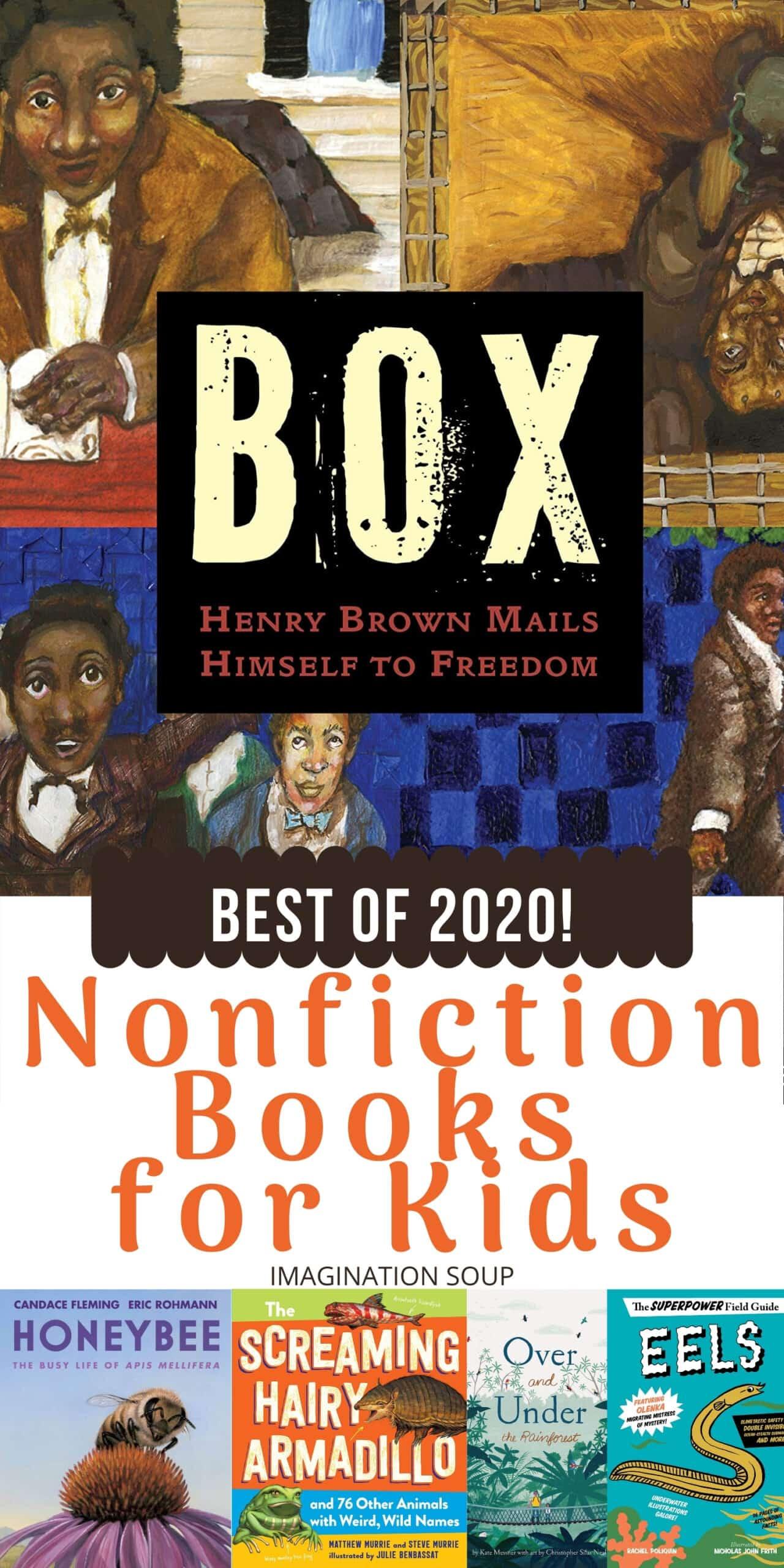 best nonfiction books for kids 2020