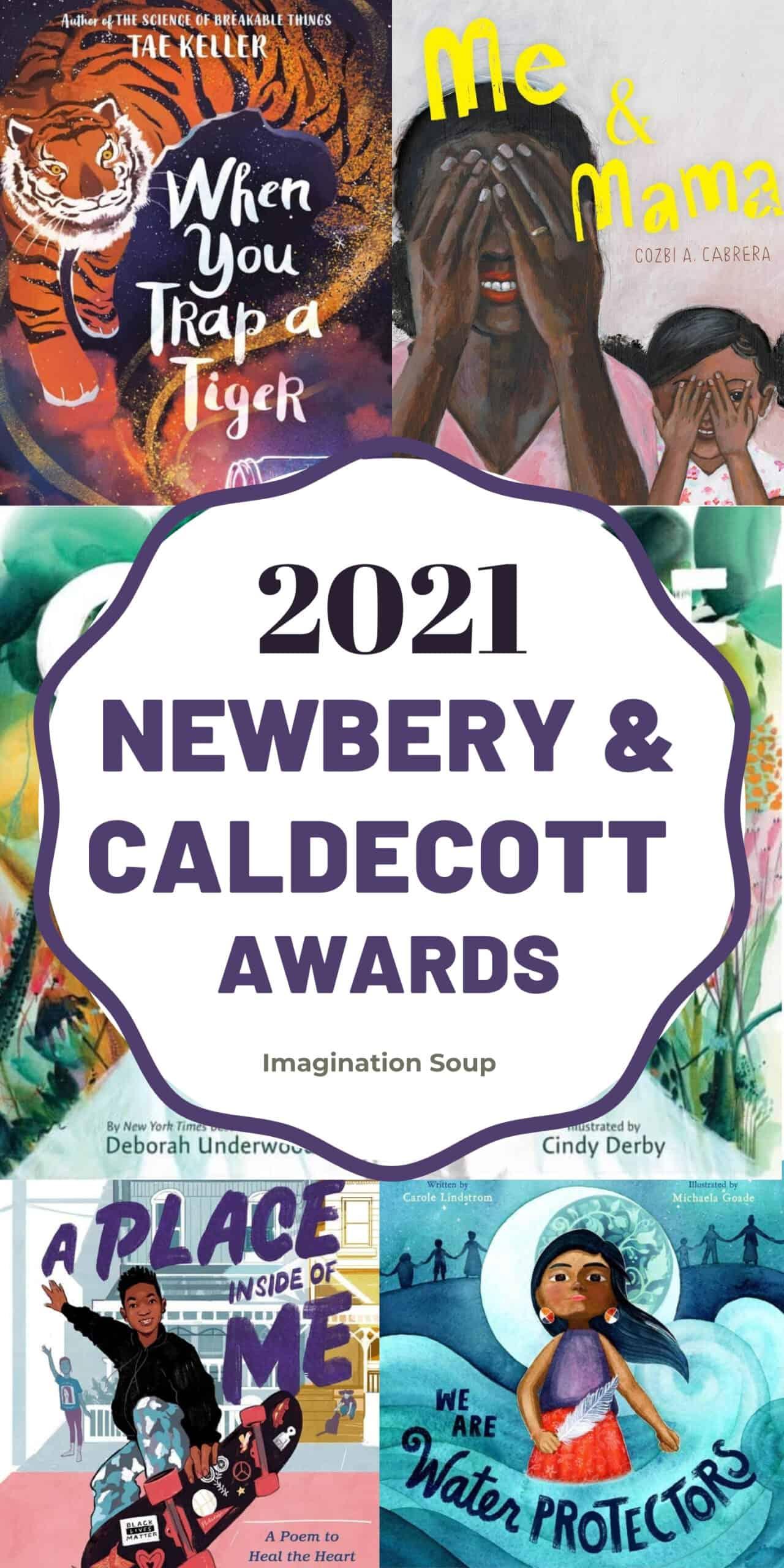 2021 Newbery & Caldecott Awards