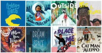 2021 Newbery and Caldecott awards