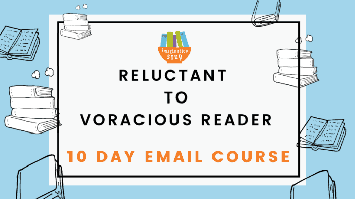 Reluctant to Voracious Reader Email Class
