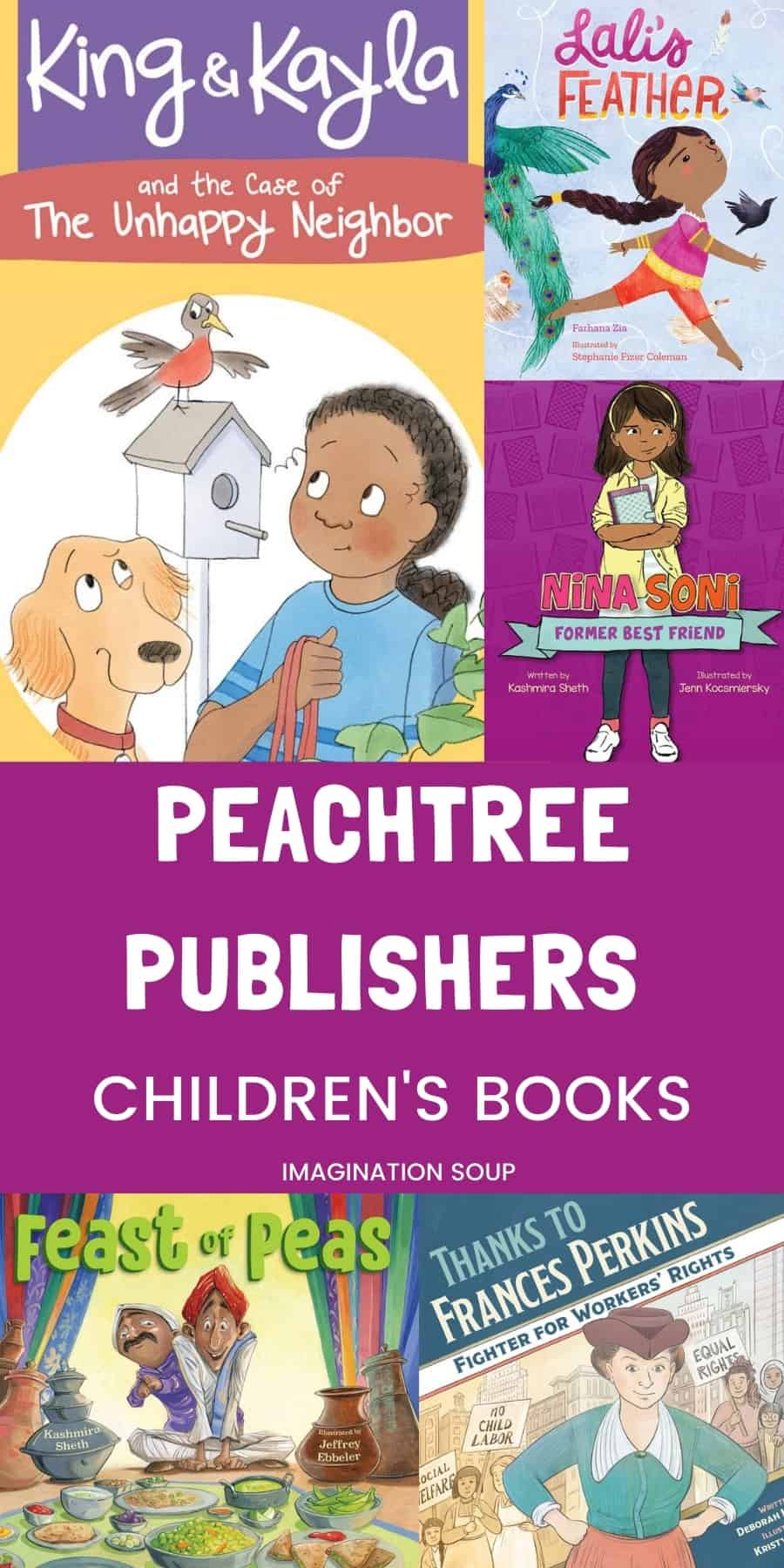 Peachtree Publishers Children's Books