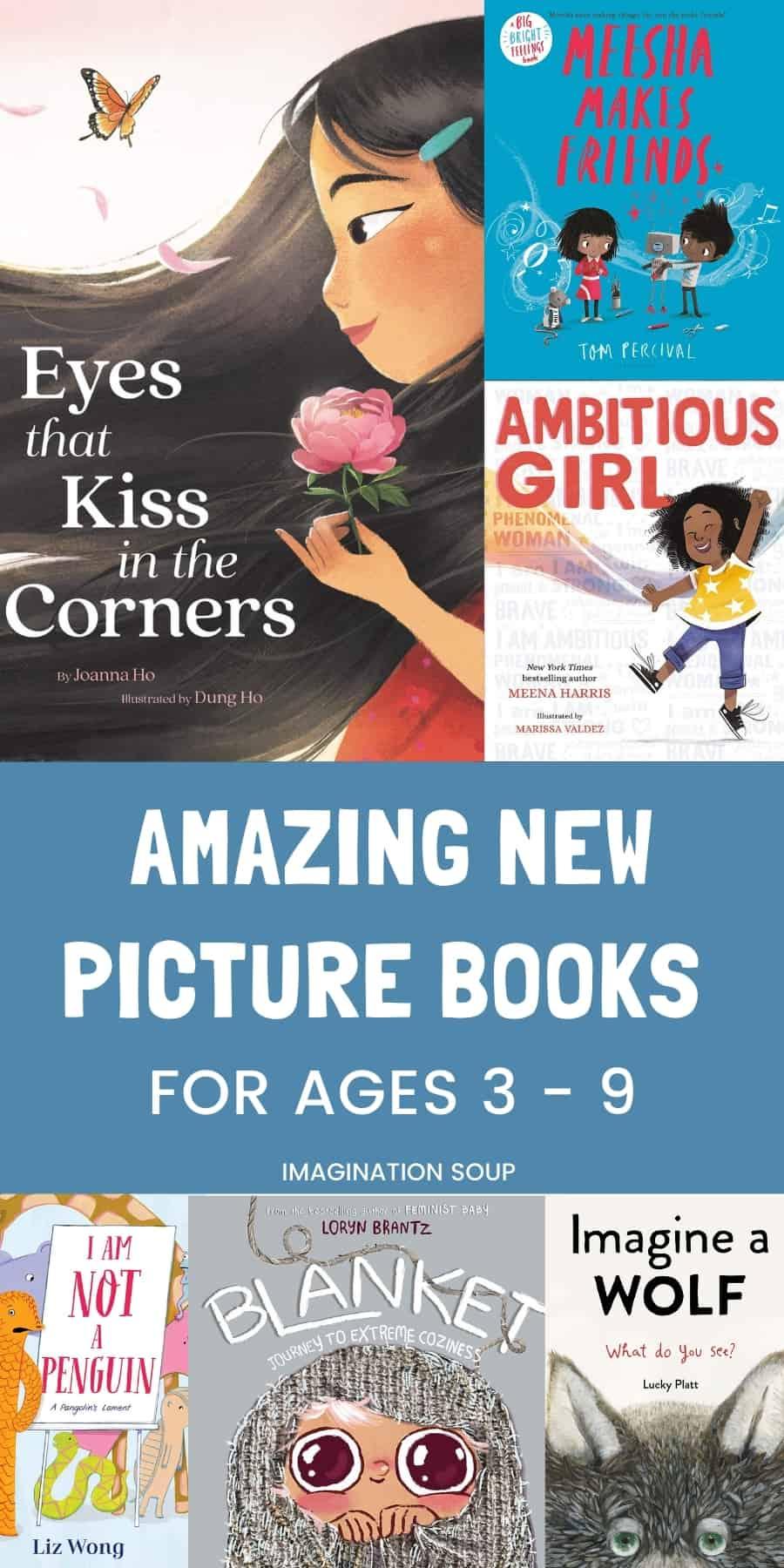 new picture books for children