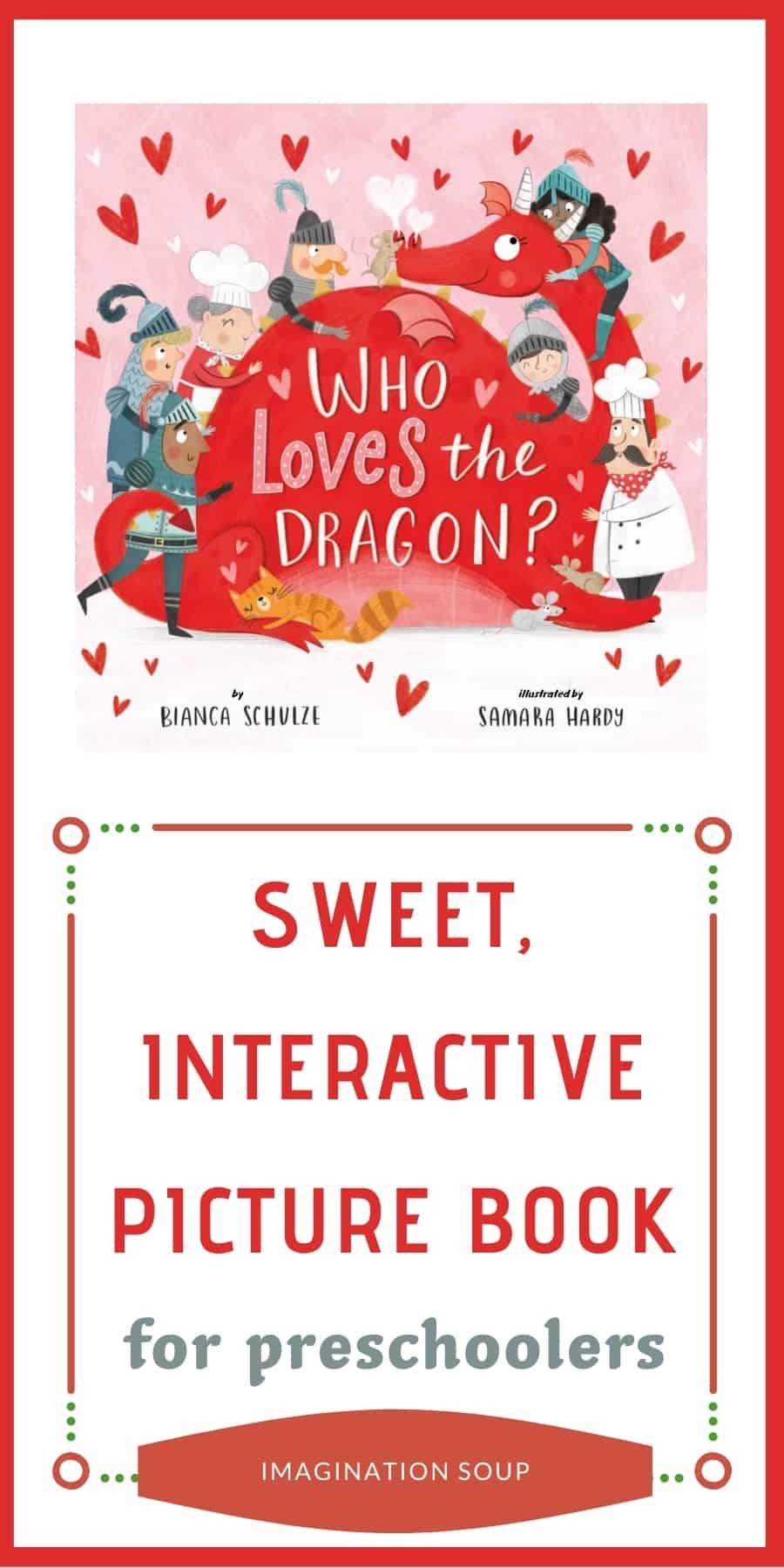 sweet, interactive picture book for preschoolers