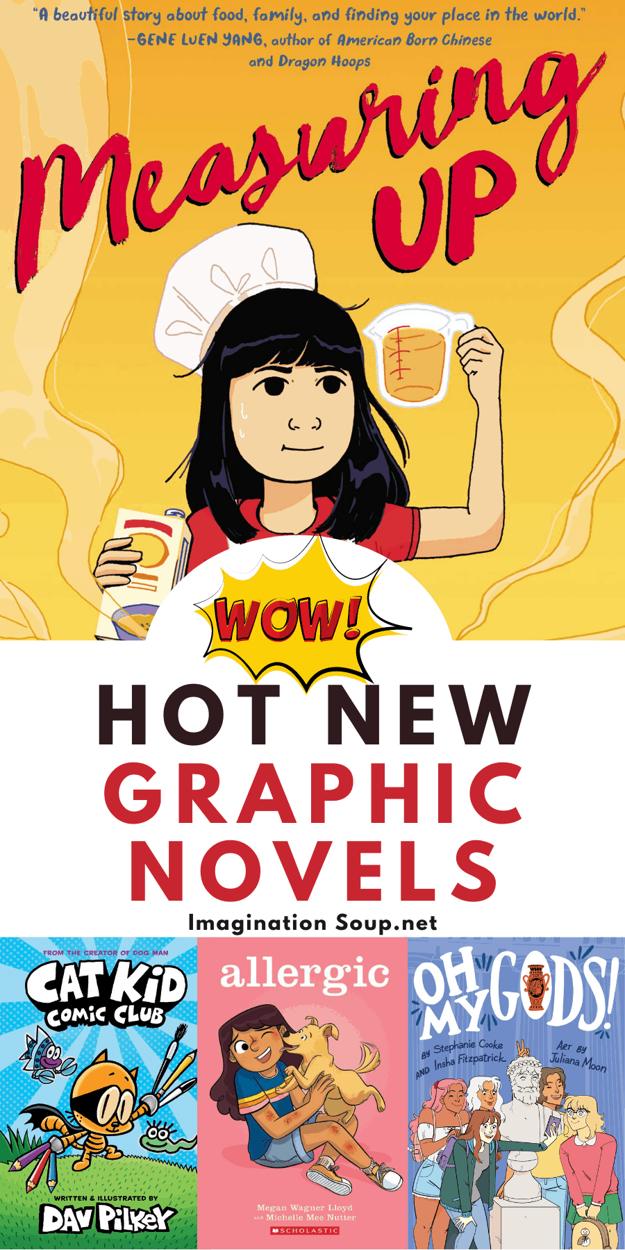 7 hot new graphic novels (2021)