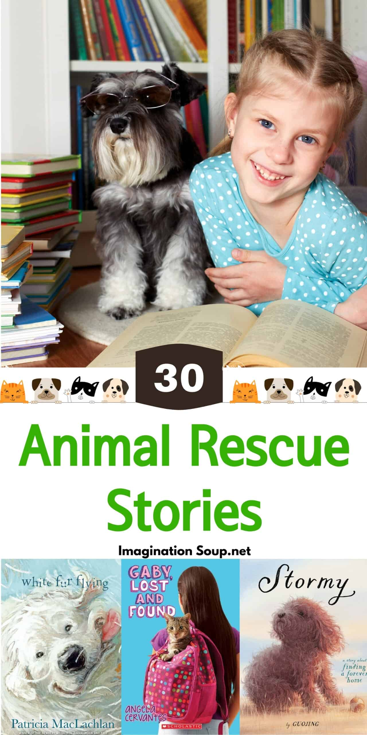 Animal Rescue Stories for Kids