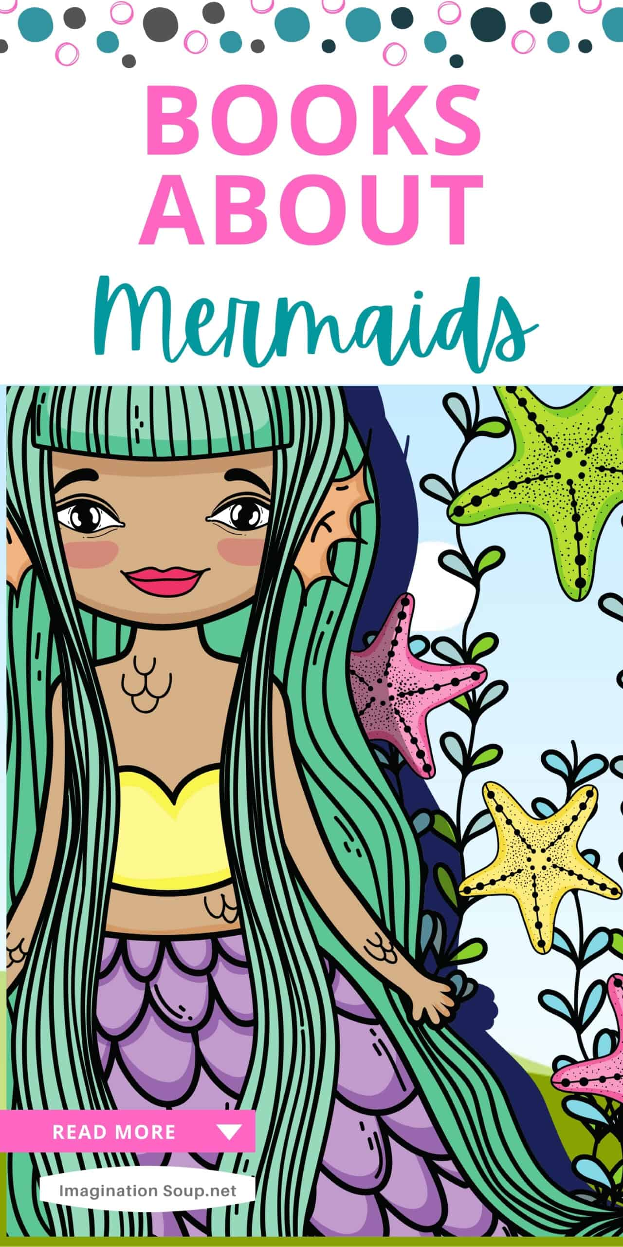 good books about mermaids