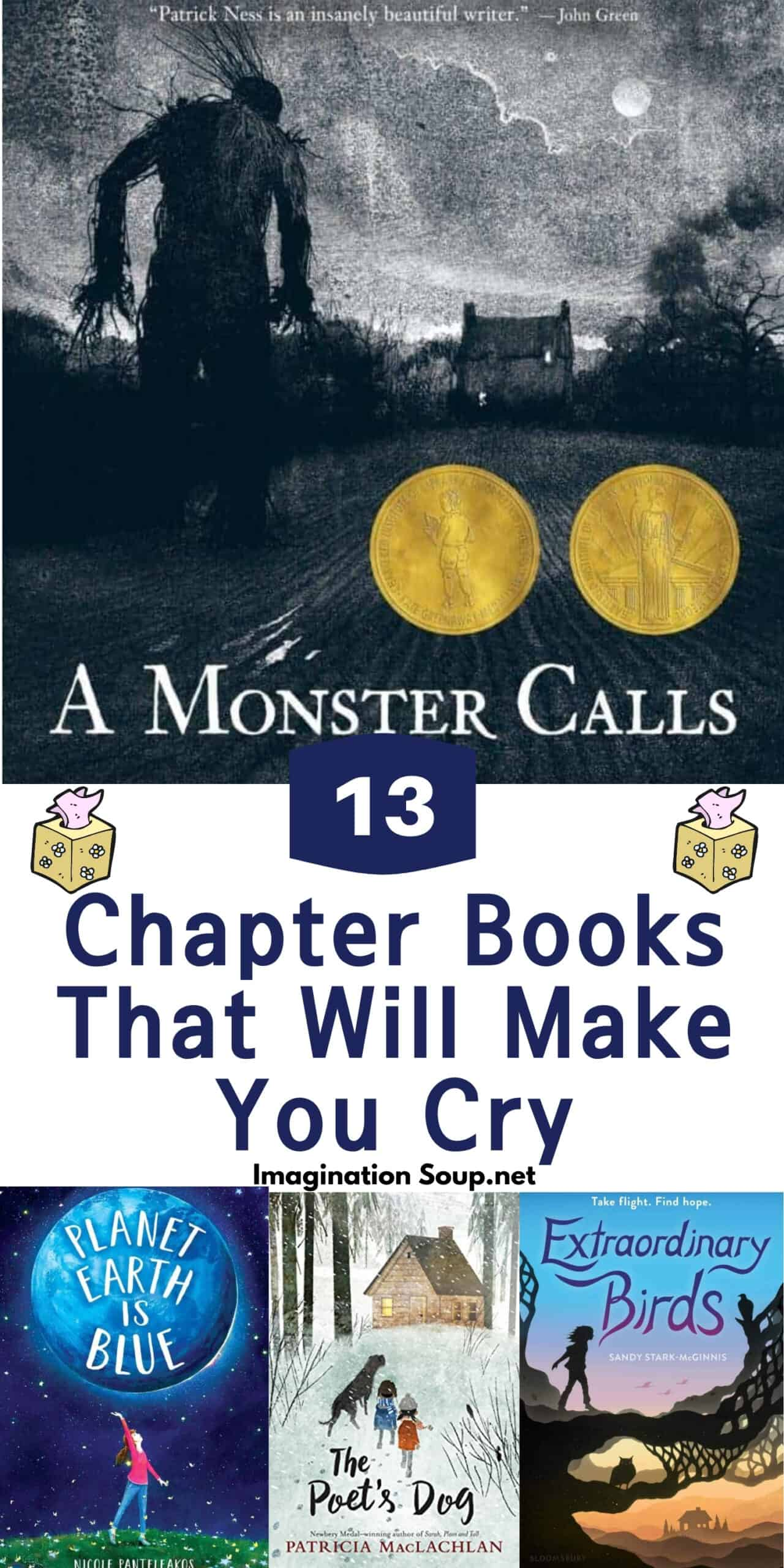 Chapter Books That Will Make You Cry